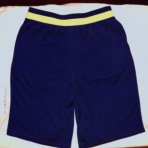 Under Armour Bottoms - Under Armour Boys Athletic Shorts